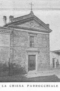 Chiesa vecchia - 1937
